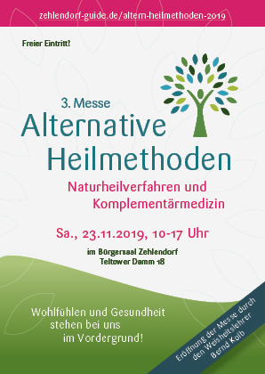 Messe Alternative Heilmethoden