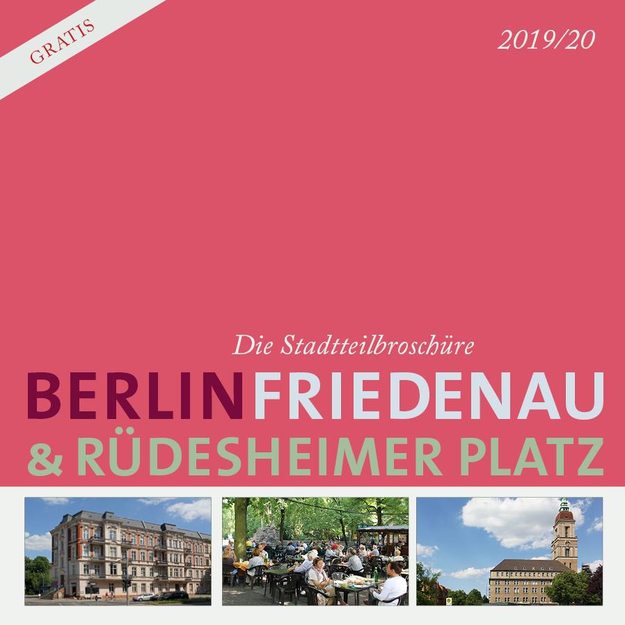 Broschüre Friedenau