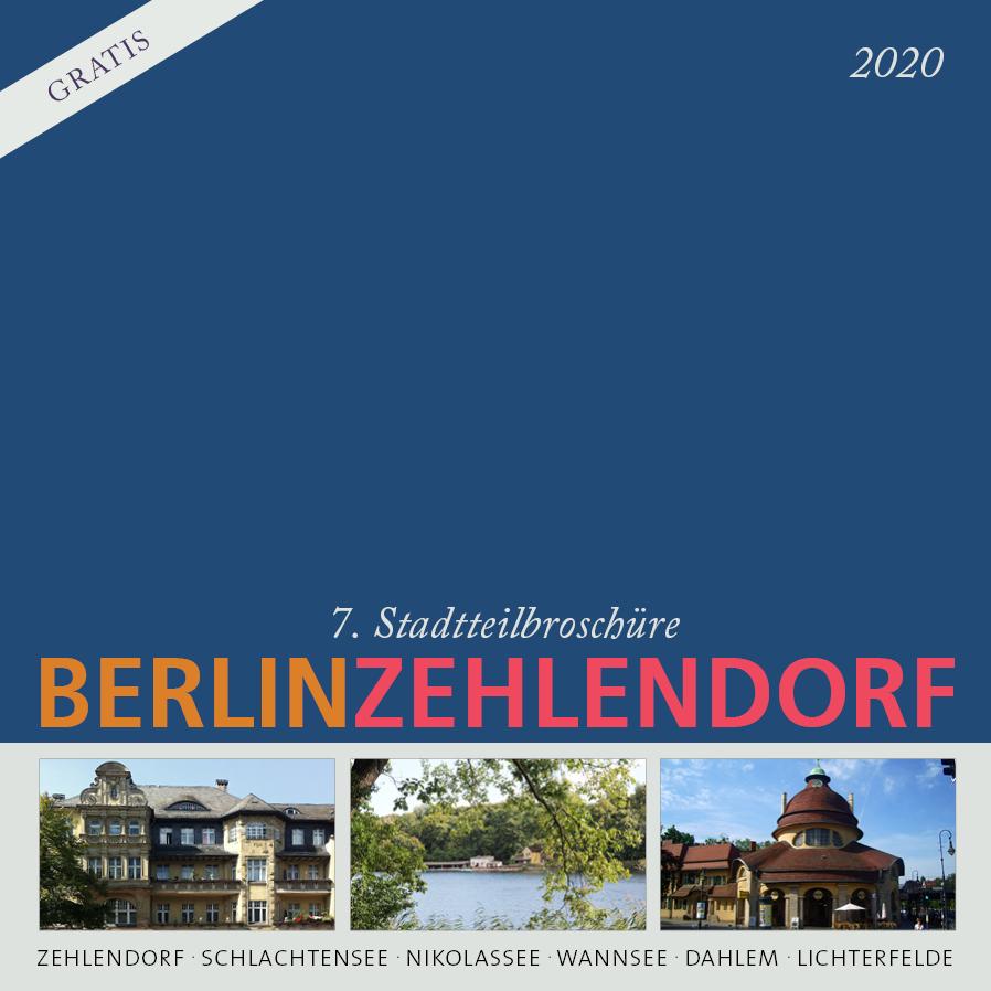 Broschüre Zehlendorf