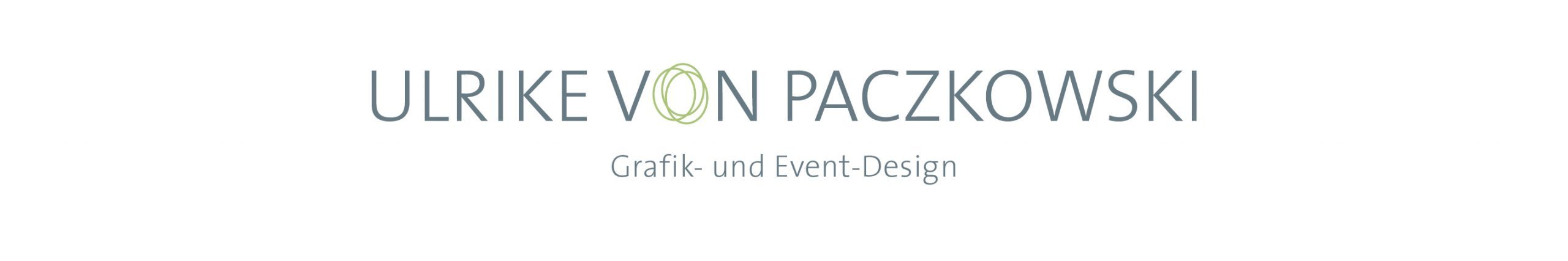 Ulrike von Paczkowski, Grafik- und Event-Design