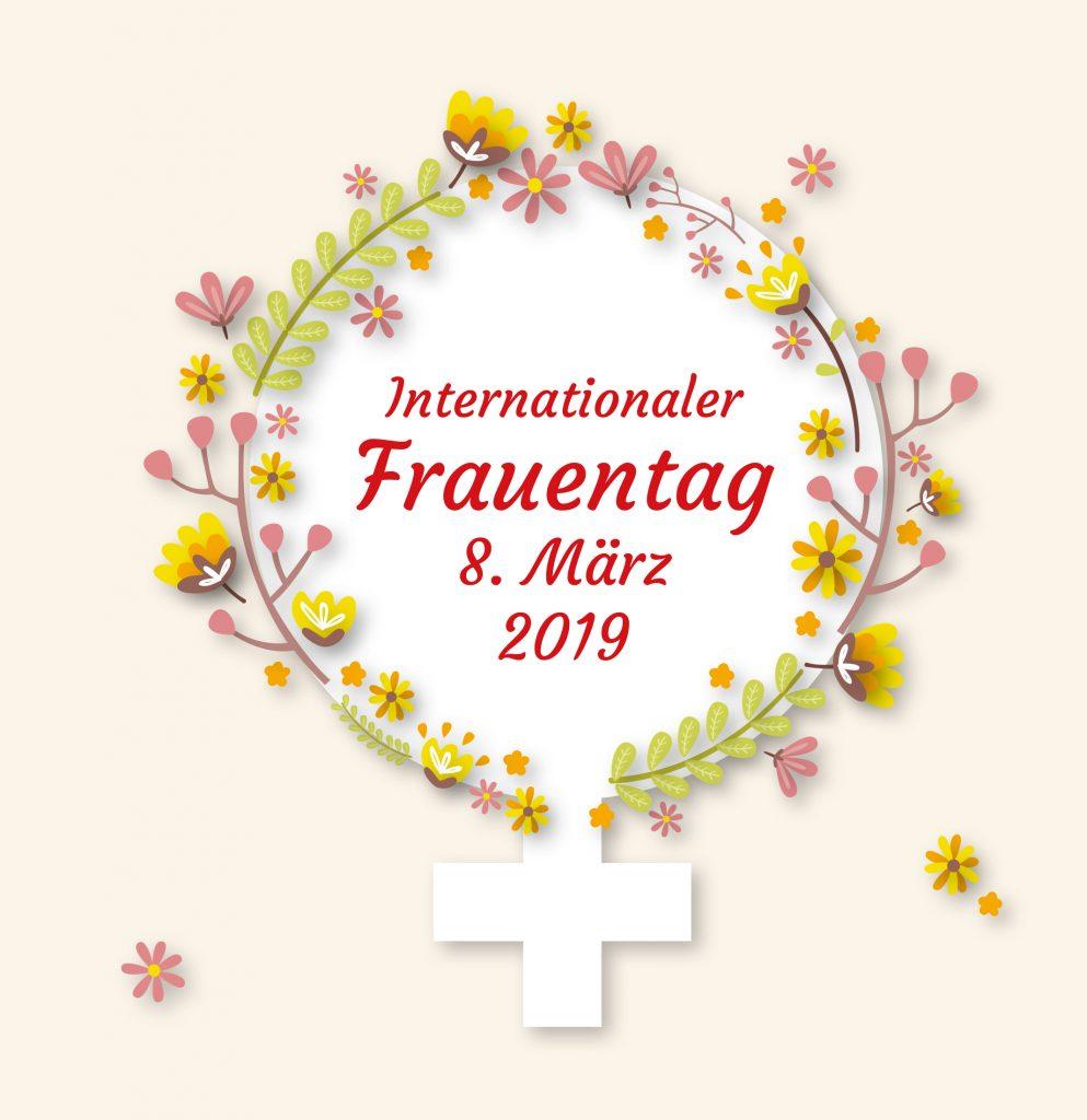 Logo Frauentag 2019