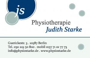 CI für Judith Starke