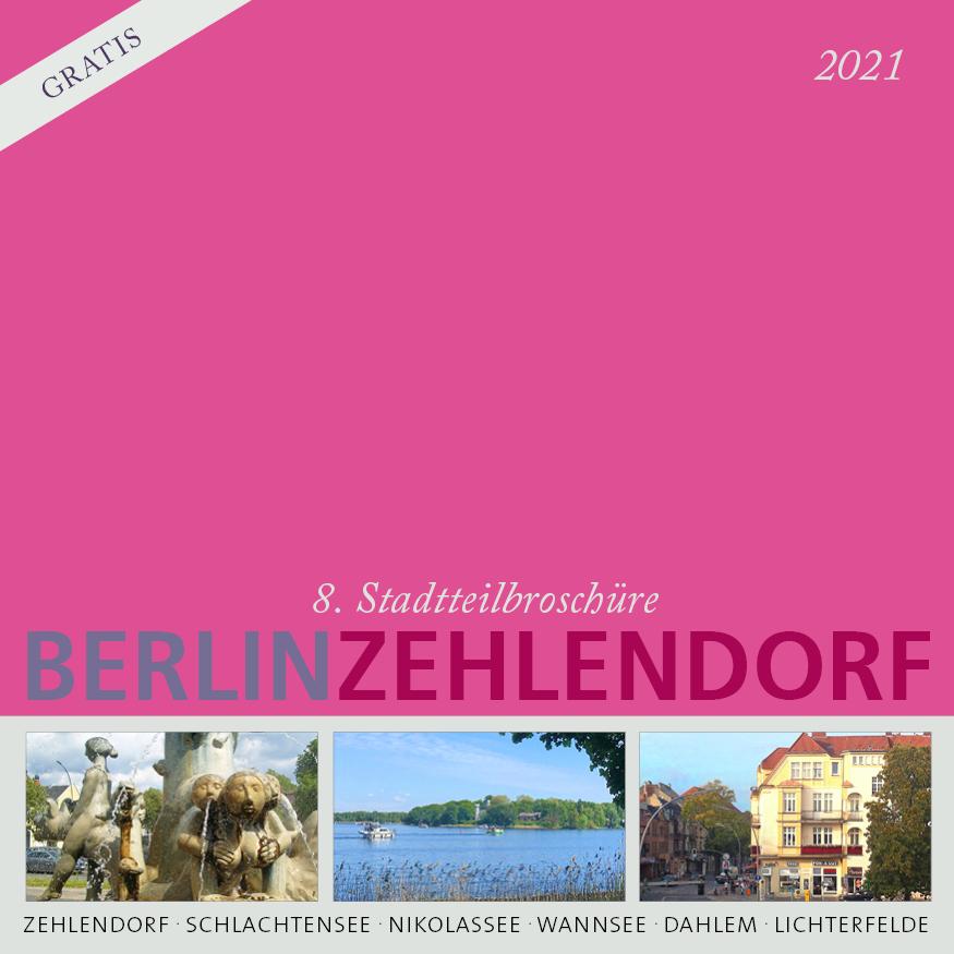 8. Broschüre Zehlendorf